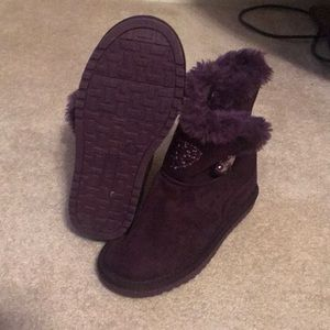 Piper size 1 girl's boots